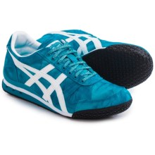 ASICS Onitsuka Tiger Ultimate 81 Sneakers (For Women) in Ocean Blue/White - Closeouts