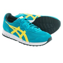 ASICS Onitsuka Tiger X-Caliber Sneakers (For Men) in Hawaiian Ocean/Blazing Yellow - Closeouts