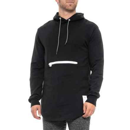 ASICS Premium Hoodie (For Men) in Black - Closeouts