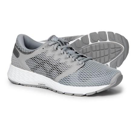 84873c0b7ec ASICS RoadHawk FF 2 Running Shoes (For Women) in Mid Grey Black -
