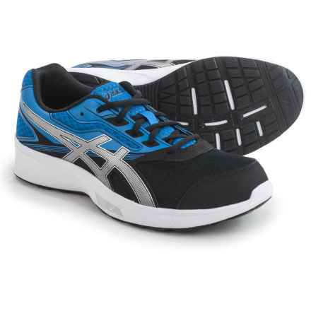 ASICS Stormer Running Shoes (For Men) in Imperial/Silver/Black - Closeouts