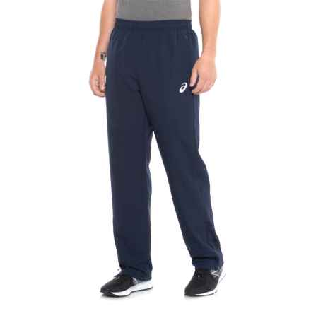 ASICS Team Battle Pants (For Men) in Navy - Closeouts
