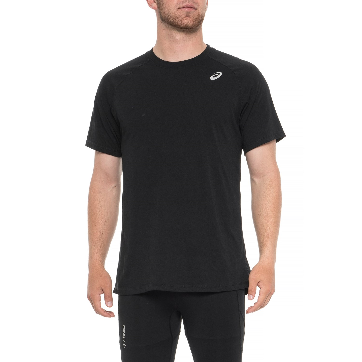 92cb37c215 ASICS Team Essential Training T-Shirt - Short Sleeve (For Men)