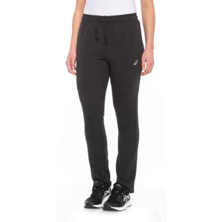 ASICS Team Everyday Pants (For Women) in Black - Closeouts