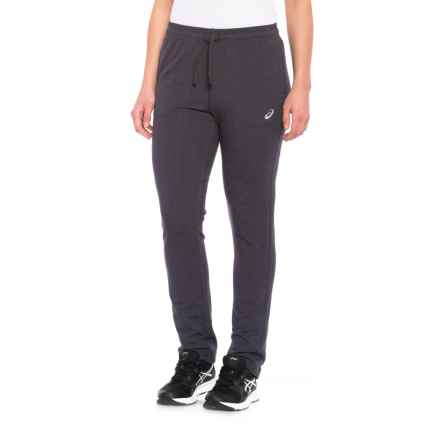 ASICS Team Everyday Pants (For Women) in Graphite - Closeouts