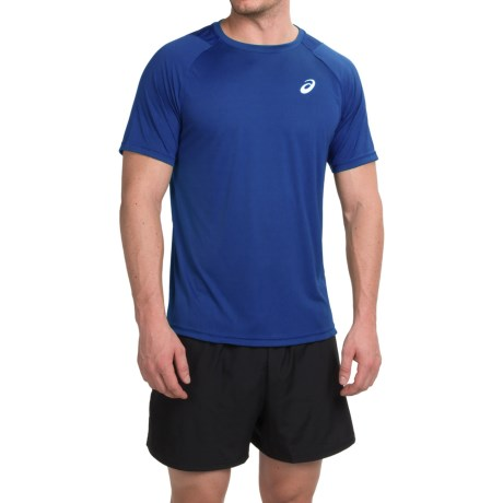 ASICS Tennis Club Crew Neck T Shirt Short Sleeve (For Men)