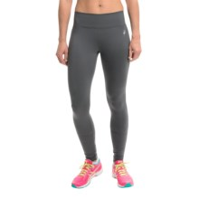 ASICS Thermopolis Running Tights (For Women) in Dark Grey - Closeouts