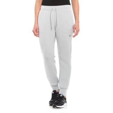 a65ed263c85e ASICS Training Knit Pants (For Women) in Mid Grey - Closeouts