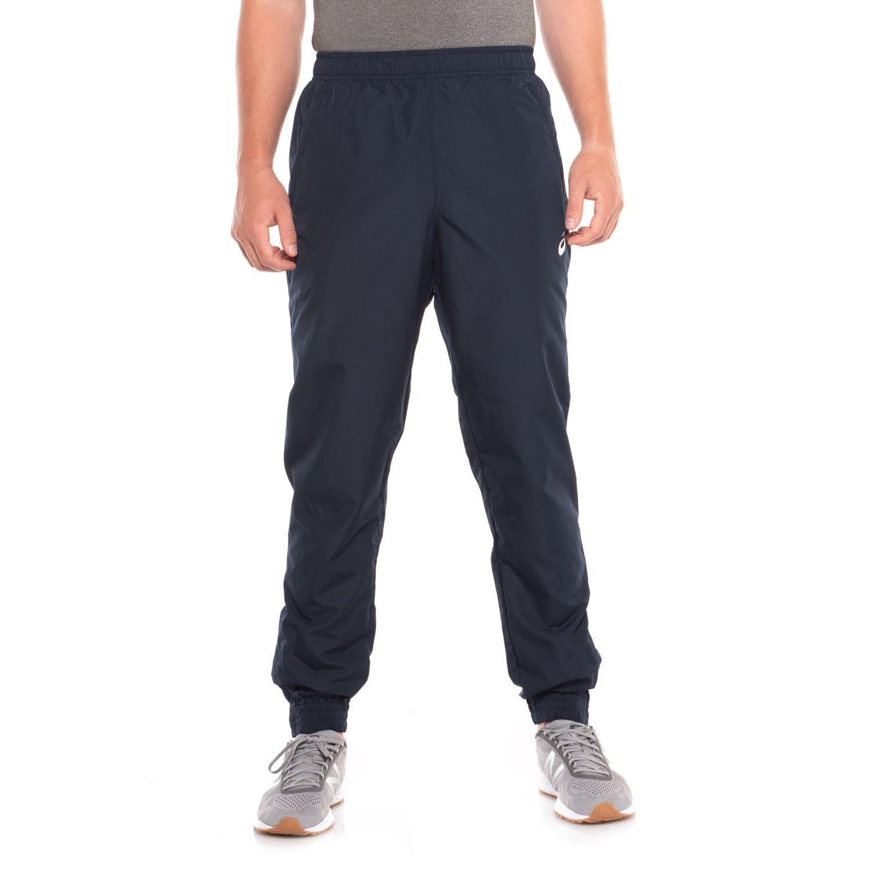 ASICS Men's Upsurge Warm-Up Running Pants (Navy or Black)