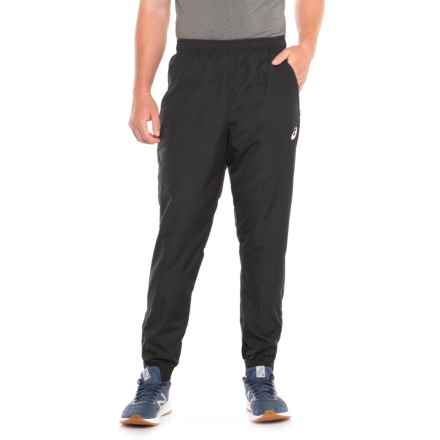 ASICS Upsurge Warm-Up Running Pants (For Men) in Black - Closeouts