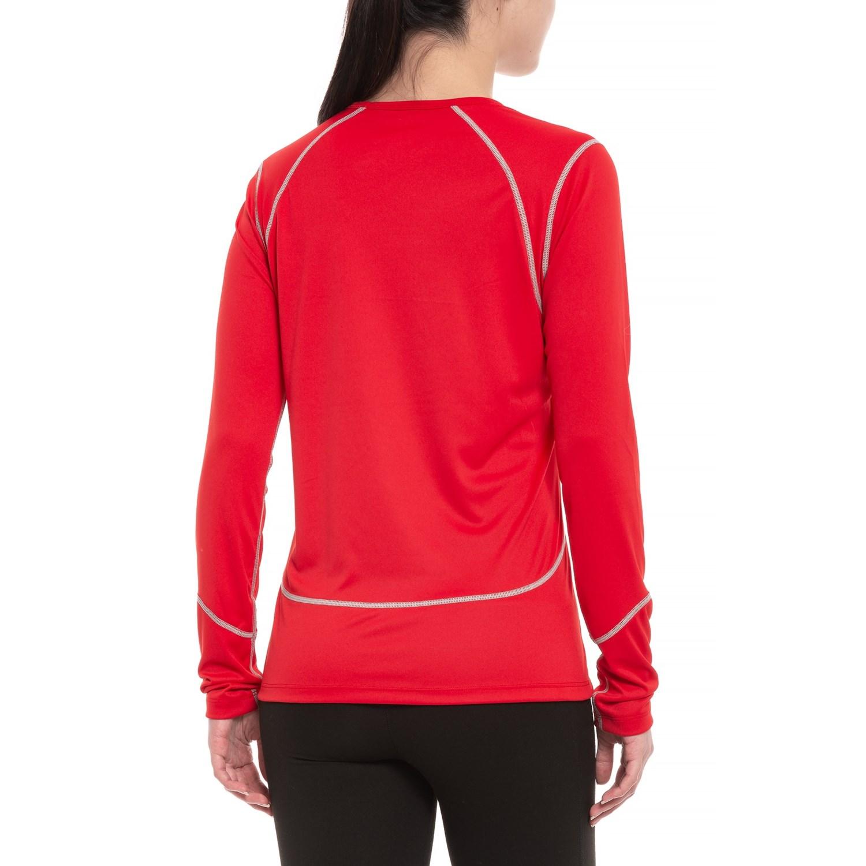 4906a24e77b3 ASICS Volleycross Shirt - Long Sleeve (For Big Girls)