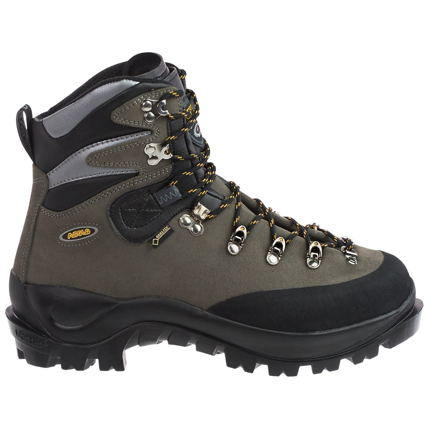 Asolo Aconcagua Gore Tex 174 Mountaineering Boots For Men