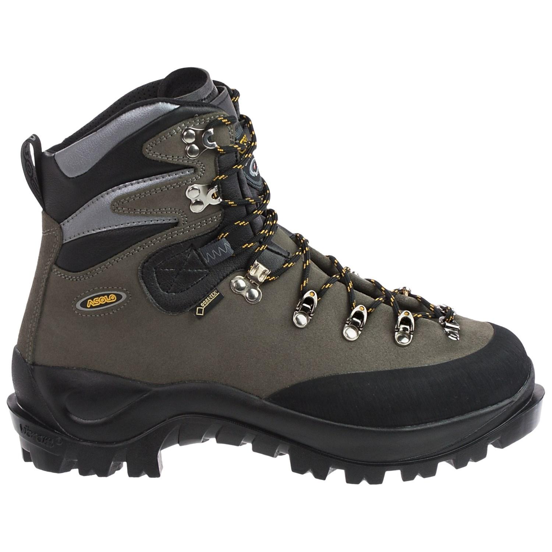 Asolo Aconcagua Gore Tex 174 Mountaineering Boots For Men