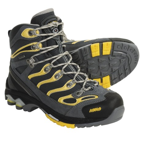 Asolo Advance Gore-Tex® Hiking Boots (For Women) in Grey/Gunmetal