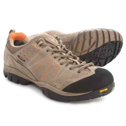 Asolo Agent GV Gore-Tex® Hiking Shoes - Waterproof (For Men) in Wool - Closeouts