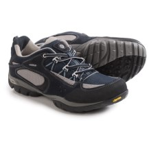 Asolo Alias Hiking Shoes - Suede (For Women) in Night Blue - Closeouts