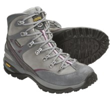 Asolo Amethyst Gore-Tex® Hiking Boots - Waterproof (For Women) in Grey/Titanium - Closeouts
