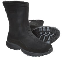 Asolo Android Gore-Tex® Boots - Waterproof, Insulated (For Men) in Black/Black - Closeouts