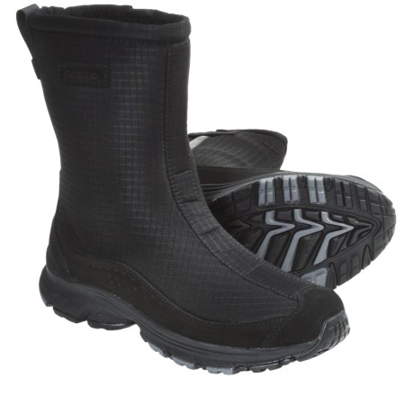 Asolo Android Gore-Tex® Boots - Waterproof, Insulated (For Men) in Black/Black