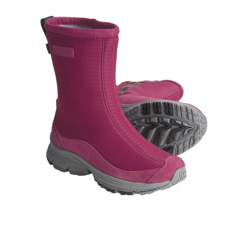 Asolo Android Gore-Tex® Boots - Waterproof, Insulated (For Women) in Raspberry