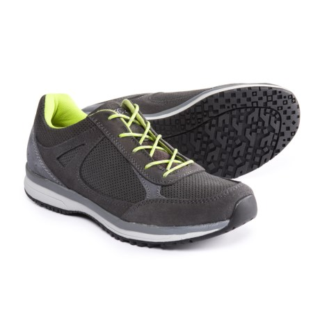Asolo Asama Shoes - Suede (For Women) in Graphite/Grey
