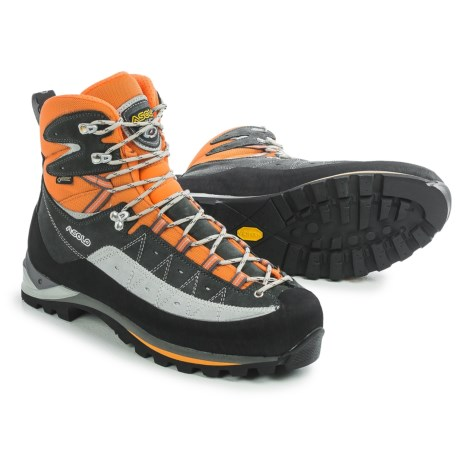 Asolo Ascender GV Gore-Tex® Mountaineering Boots - Waterproof (For Men) in A516 Graphite