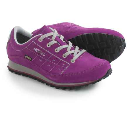 Asolo Aster Gore-Tex® Shoes - Waterproof (For Women) in Verbena - Closeouts