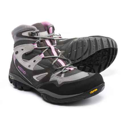 Asolo Athena Hiking Boots - Waterproof (For Women) in Graphite/Titanium - Closeouts