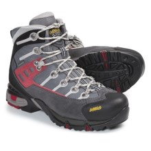 Asolo Atlantis Gore-Tex® Hiking Boots - Waterproof (For Women) in Graphite/Stone - Closeouts