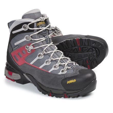 395cd4a7a696 Asolo Atlantis Gore-Tex® Hiking Boots - Waterproof (For Women) in Graphite