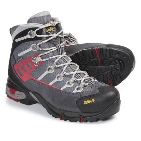 Asolo Atlantis Gore-Tex® Hiking Boots - Waterproof (For Women) in Graphite/Stone