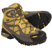 Asolo Attiva Gore-Tex® Hiking Boots - Waterproof  (For Women) in Cendre/Ceylon - Closeouts