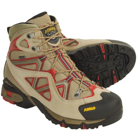 Asolo Attiva Gore-Tex® Hiking Boots - Waterproof  (For Women) in Sand/Tortora