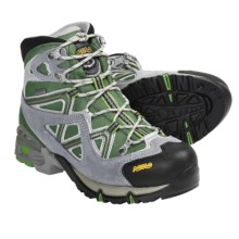 Asolo Attiva Gore-Tex® Hiking Boots - Waterproof  (For Women) in Vineyard/Grey - Closeouts