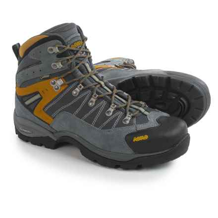 Asolo Avalon Gore-Tex® Hiking Boots - Waterproof (For Men) in Grey/Gunmetal - Closeouts