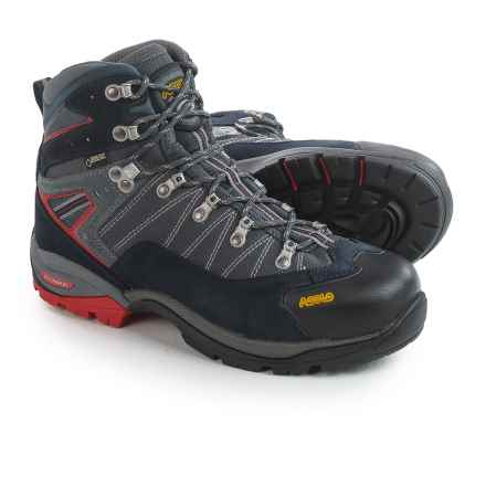 Asolo Avalon Gore-Tex® Hiking Boots - Waterproof (For Men) in Night Blue/Gunmetal - Closeouts