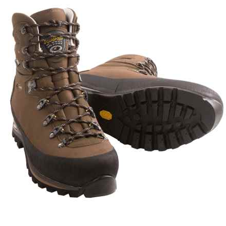Asolo Bajura Gore-Tex® Hiking Boots - Waterproof (For Men) in Nubuck/Brown - Closeouts