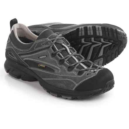 Asolo Bionic Gore-Tex® Approach Shoes - Waterproof (For Men) in Graphite/Gunmetal - Closeouts