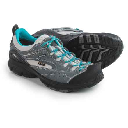 Asolo Bionic Gore-Tex® Approach Shoes - Waterproof (For Women) in Grey/Pearl - Closeouts