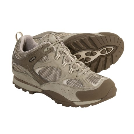 Asolo Blender Trail Shoes (For Women) in Beige/Ice