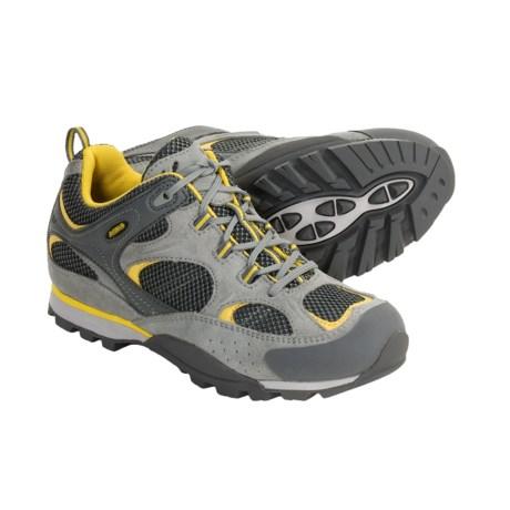 Asolo Blender Trail Shoes (For Women) in Dark Gre/Cloud Grey