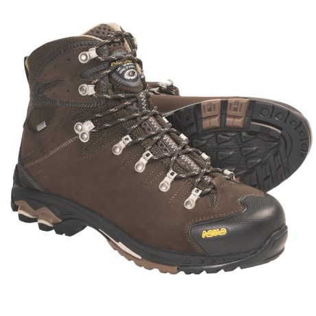 Asolo Bullet Gore-Tex® Hiking Boots - Waterproof (For Men) in Dark Brown