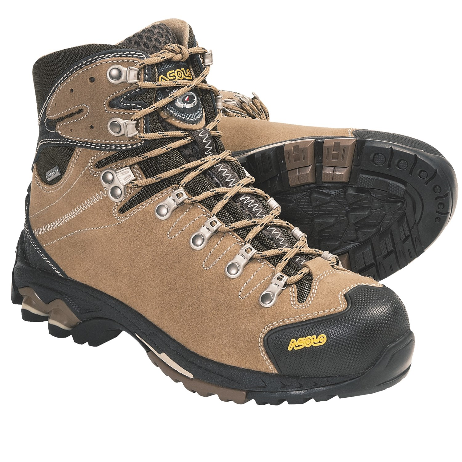 Model Womenu0026#39;s Vasqueu00ae Sundowner GORE - TEXu00ae Backpacking Boots - 115955 Hiking Boots U0026 Shoes At ...