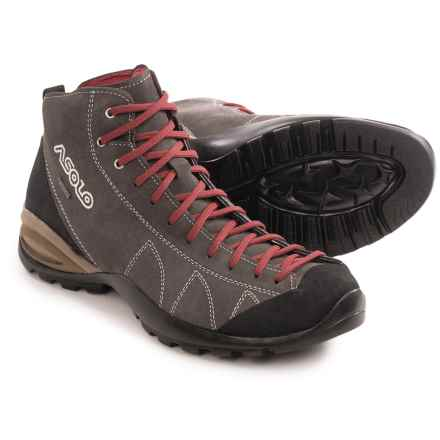 Asolo Cactus Gore-Tex® Suede Hiking Boots - Waterproof (For Men) in A280 Elephant - Closeouts