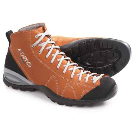 Asolo Cactus Gore-Tex® Suede Hiking Boots - Waterproof (For Men) in Carrot - Closeouts