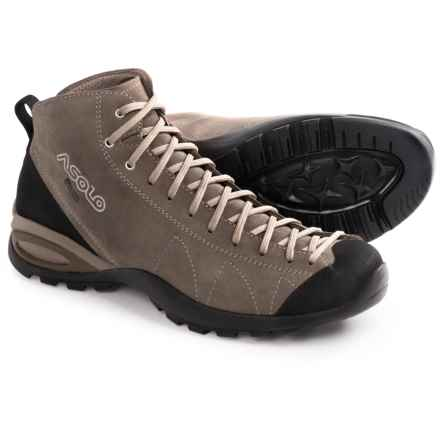 Asolo Cactus Gore-Tex® Suede Hiking Boots - Waterproof (For Men) in Wool - Closeouts