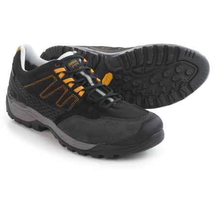 Asolo Celeris Gore-Tex® Hiking Shoes - Waterproof (For Men) in Graphite/Black - Closeouts