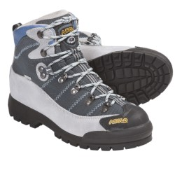 Asolo Cervino Hiking Boots (For Women) in Silver/Gunmetal