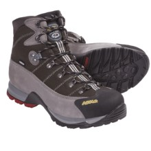 Asolo Cervino Syncro Hiking Boots (For Men) in Ash/Brown - Closeouts