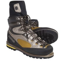 Asolo Cholatse TH Mountaineering Boots - Insulated (For Men) in Yellow/Bronze - Closeouts